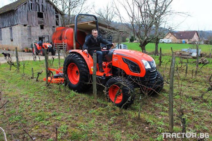 Трактори Kioti DK 5010 2