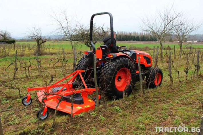 Трактори Kioti DK 5010 3