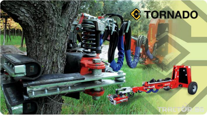 Машини за лозя / овошки Вибрираща машина за бране Berardinucci модел  TORNADO 0