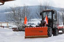 Гребло за почистване на сняг BEMA Serie 700