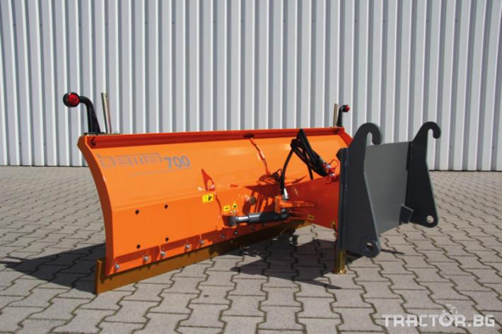 Техника за почистване Гребло за почистване на сняг BEMA Serie 700 2