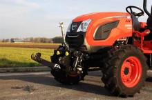 Предна навесна система ZUIDBERG за трактор  KIOTI серия DK10