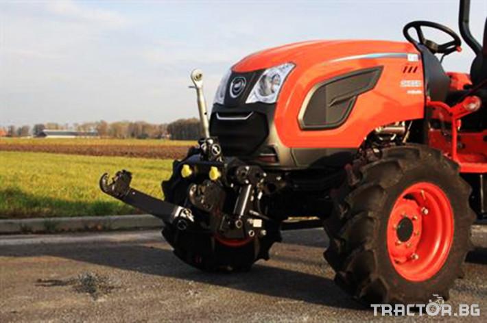 Други Предна навесна система ZUIDBERG за трактор  KIOTI серия DK10 0