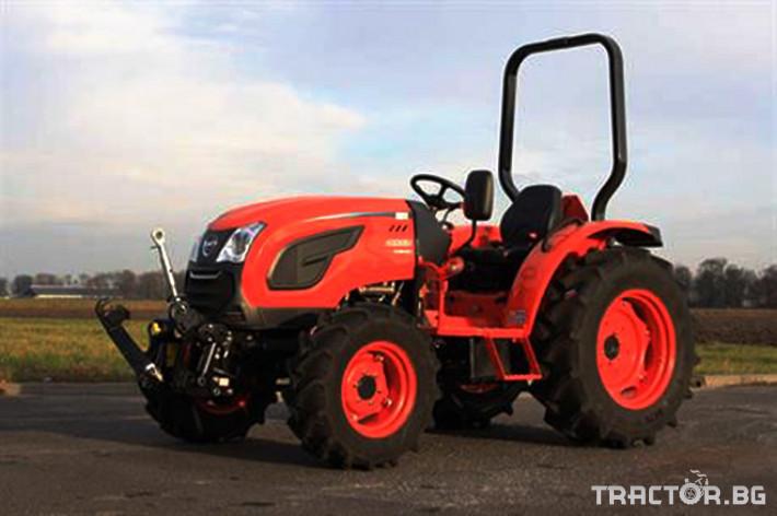 Други Предна навесна система ZUIDBERG за трактор  KIOTI серия DK10 1