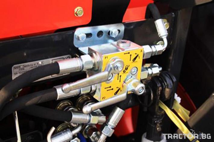Други Предна навесна система ZUIDBERG за трактор  KIOTI серия DK10 4