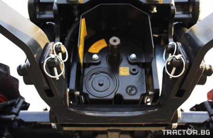 Други Предна навесна система ZUIDBERG за трактор  KIOTI серия DK10 5