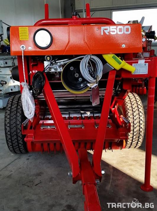 Сламопреси Рулонна сламопреса BARGAM модел R500 2