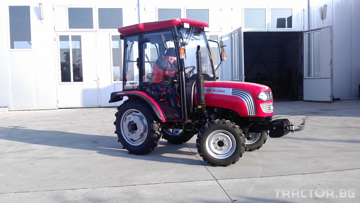 Трактори Foton ТЕ 254 С 0