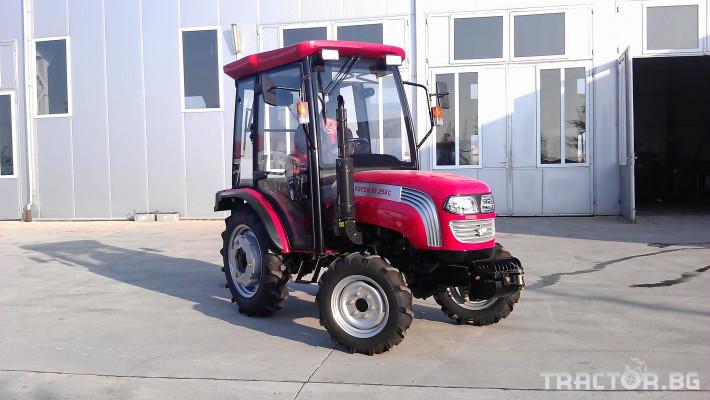 Трактори Foton ТЕ 254 С 3