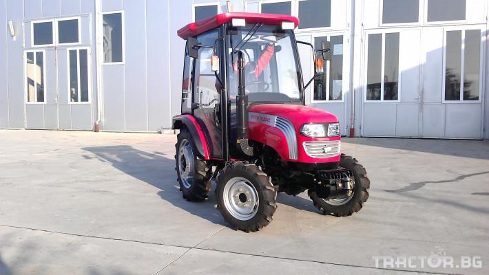 Трактори Foton ТЕ 254 С 1