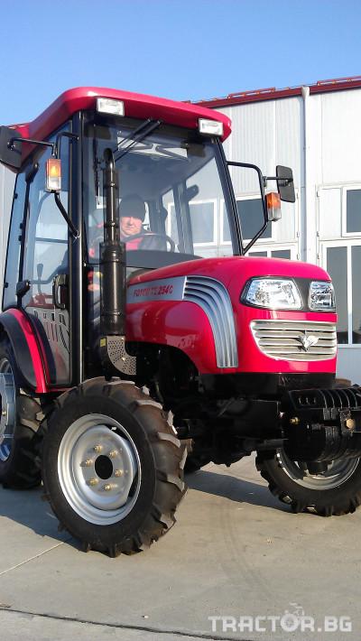 Трактори Foton ТЕ 254 С 2