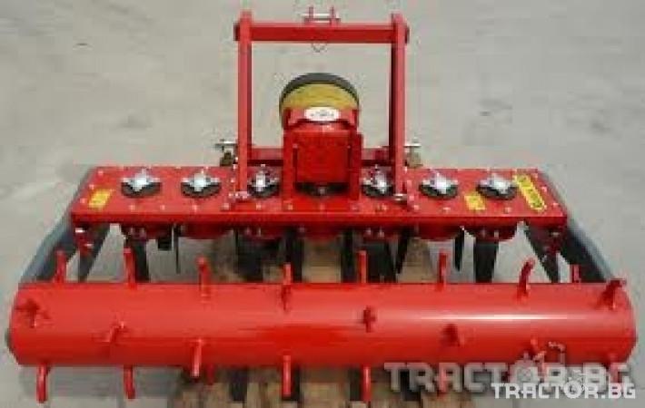 Брани Зъбна брана ROTEX 110 0 - Трактор БГ