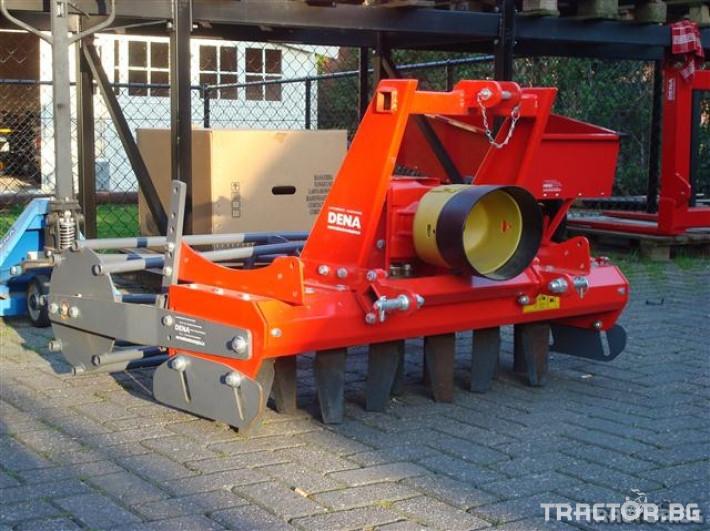 Брани Зъбна брана ROTEX 110 1 - Трактор БГ