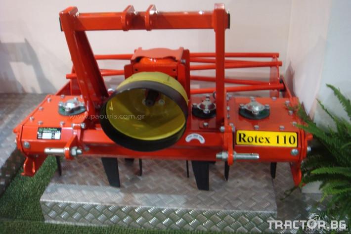 Брани Зъбна брана ROTEX 110 2 - Трактор БГ