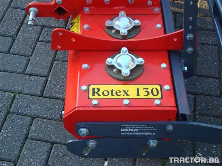 Брани Зъбна брана ROTEX 130 1
