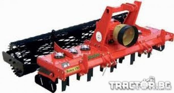 Брани Зъбна брана ROTEX 130 3
