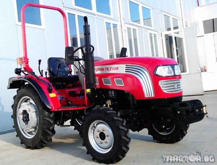 Трактори Foton TE 254R 0