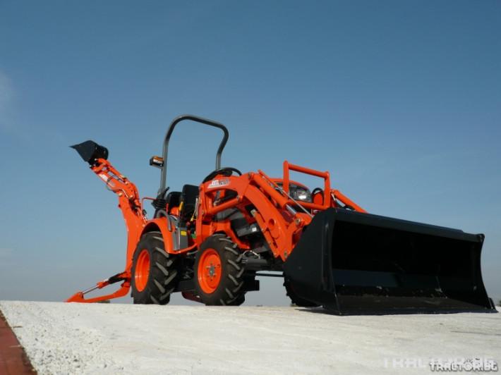 Машини за ферми Трактор с челен товарач - KIOTI CK35 - 35 к.с. 2
