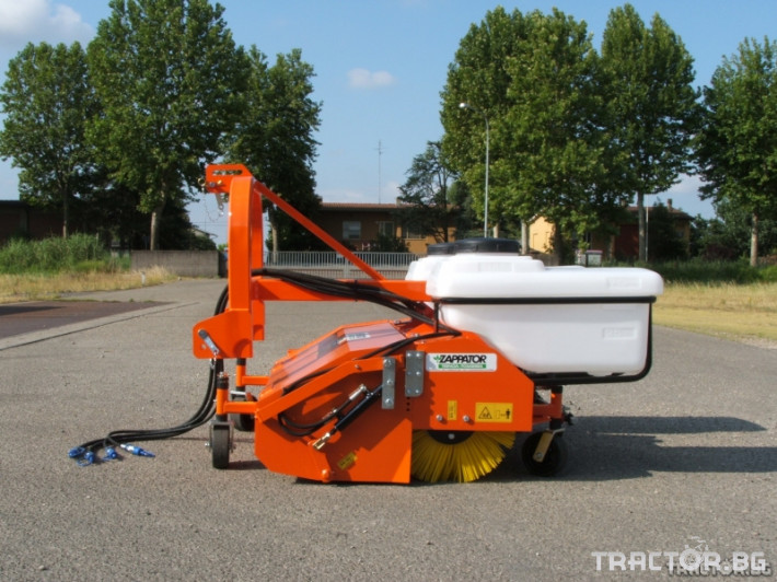 Техника за почистване Четка за метене за трактор 2