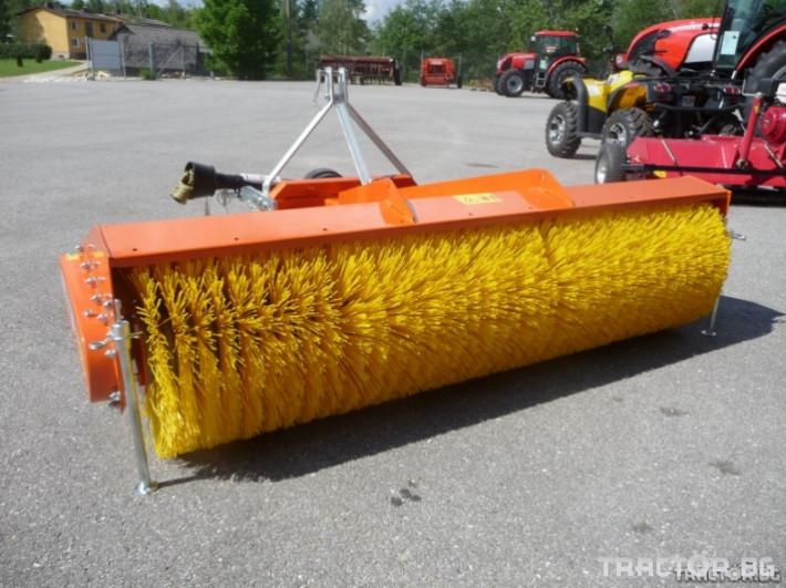 Техника за почистване Четка за метене за трактор 0