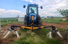 Машини за лозя и овошки SIRIO 2