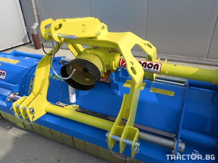 Мулчери Шредер RFG - реверсивен за предна и задна навесна система. 2 - Трактор БГ