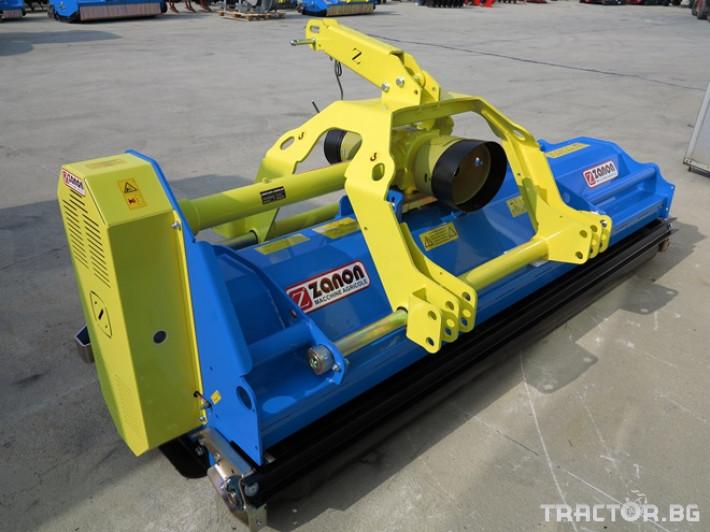 Мулчери Шредер RFG - реверсивен за предна и задна навесна система. 3 - Трактор БГ