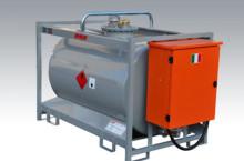 Преносима цистерна за гориво TT ADR 920 - 12K - Ama, Италия