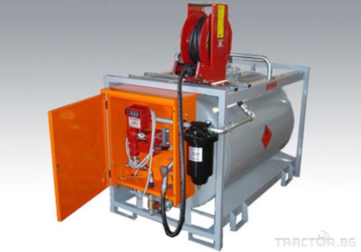 Ремаркета и цистерни Преносима цистерна за гориво TT ADR 920 - 12K - Ama, Италия 2