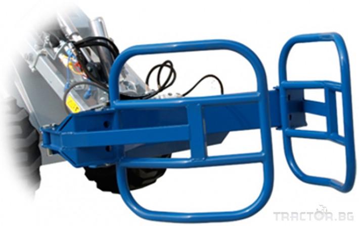 Други MULTIONE Оборудване - Щипка за бали 0 - Трактор БГ