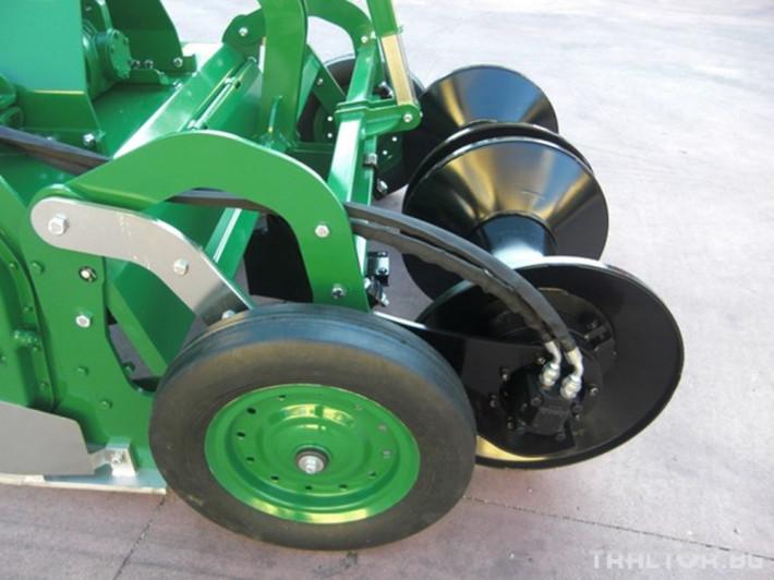 Машини за зеленчуци Лехообразувател FEDELE MIXER 5