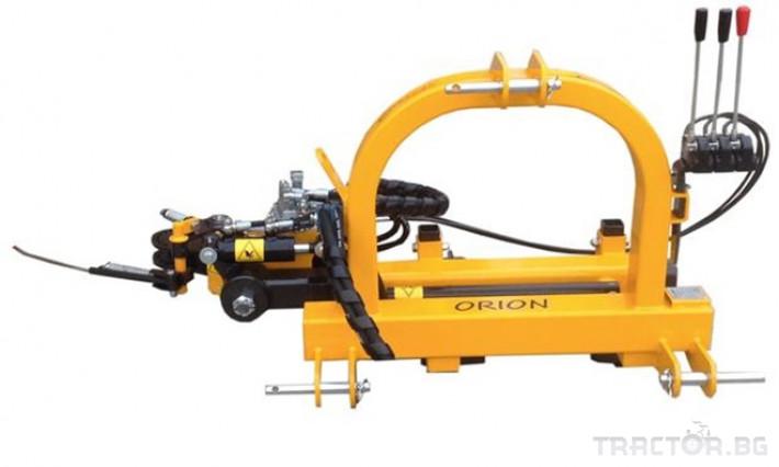 Машини за лозя / овошки Задна отклоняваща секция Orizzonti ORION 2