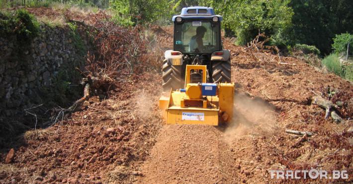 Други Раздробител на камъни Agri World FPR-15 STANDART 0