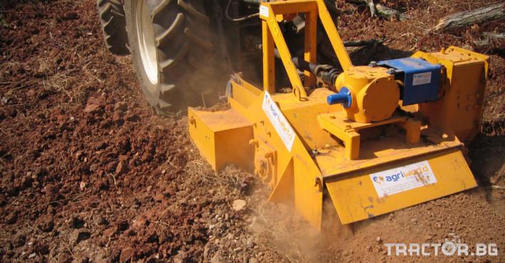 Други Раздробител на камъни Agri World FPR-15 STANDART 2