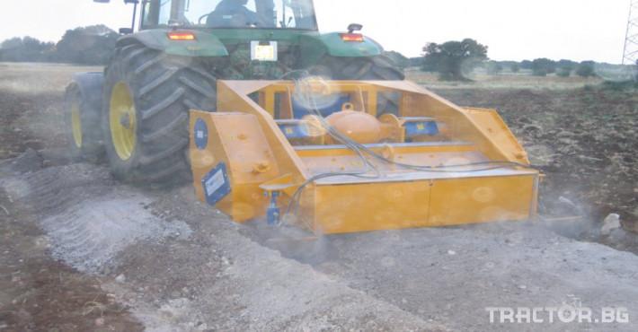 Други Раздробител на камъни Agri World FPR-15 STANDART 3