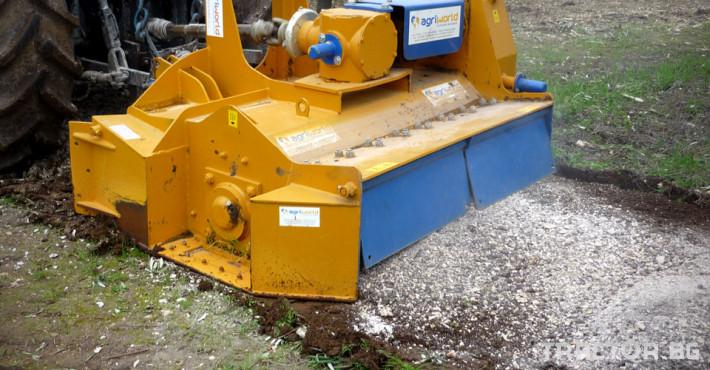 Други Раздробител на камъни Agri World FPR-15 STANDART 6