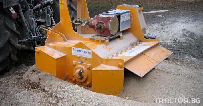 Други Раздробител на камъни Agri World FPR-15 STANDART 7