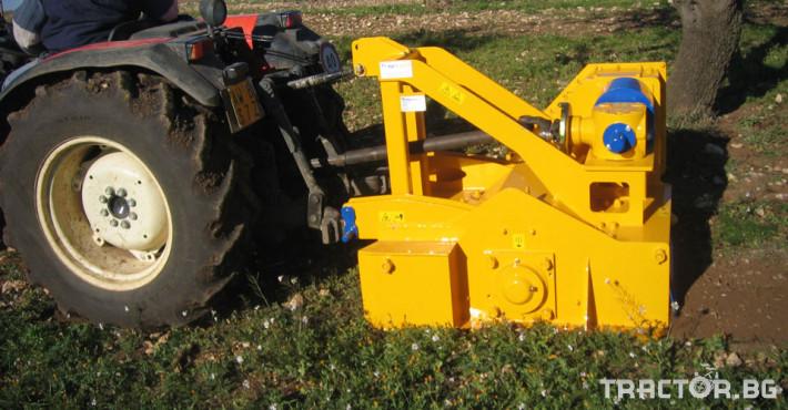 Други Раздробител на камъни Agri World FPR-15 STANDART 9