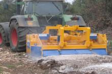 Раздробител на камъни FPRD-15 STANDART