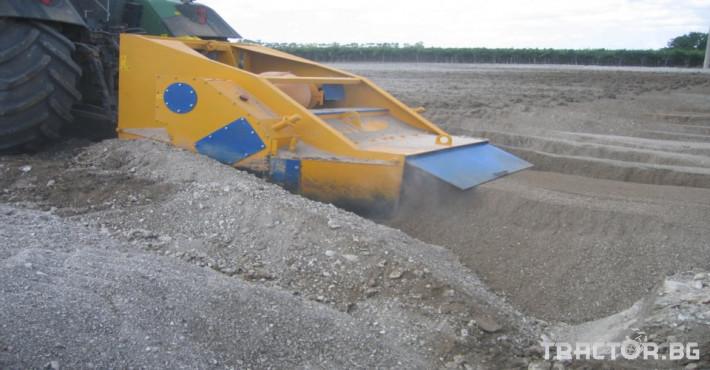 Фрези Раздробител на камъни FPRD-15 STANDART 4