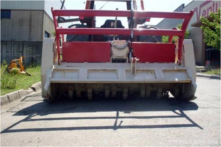 Мулчери Горски мулчер с двойна трансмисия за дървета до 30 см 0 - Трактор БГ
