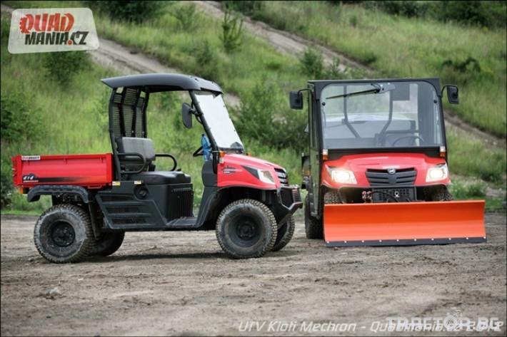 UTV, ATV, сервизни коли Kioti UTV модел 2210 1