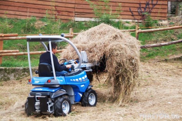 Машини за ферми Силажна щипка MULTIONE 1