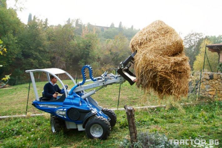 Машини за ферми Силажна щипка MULTIONE 2