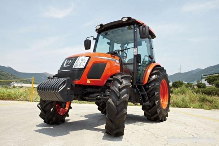 Трактори Kioti RX7330PC 5