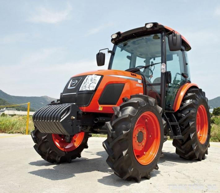 Трактори Kioti RX7330PC 0