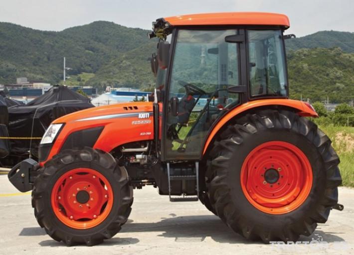 Трактори Kioti RX7330PC 4