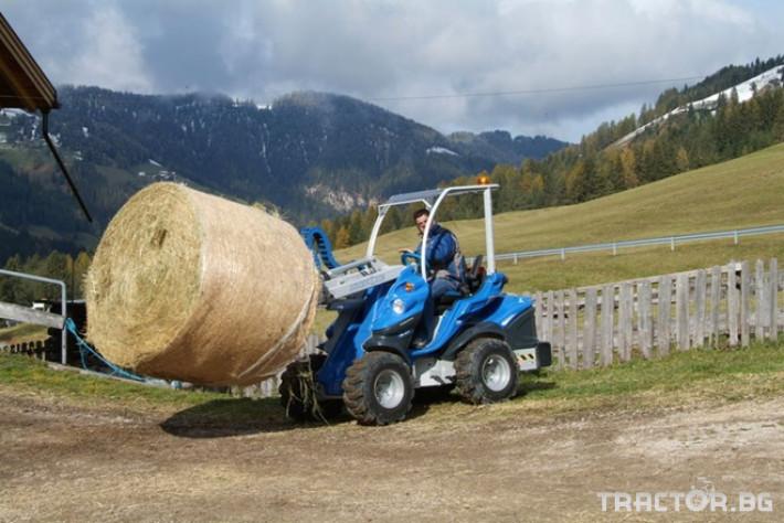 Машини за ферми Вилици за бали Multione 0