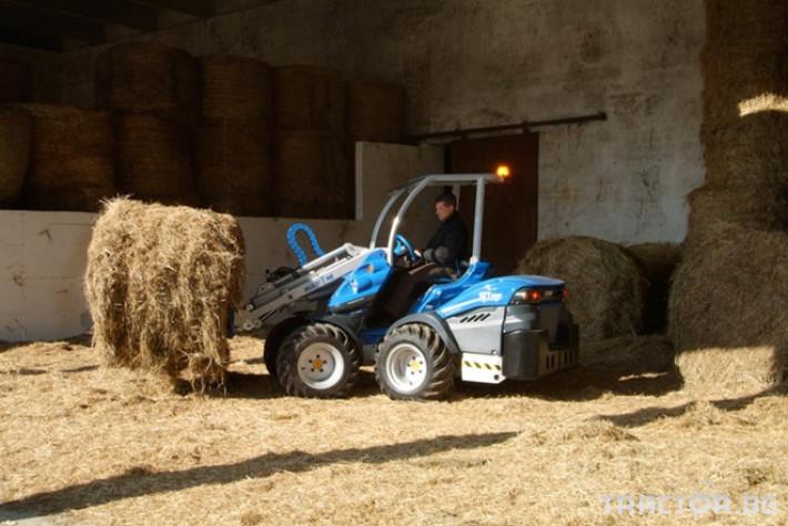 Машини за ферми Вилици за бали Multione 2 - Трактор БГ