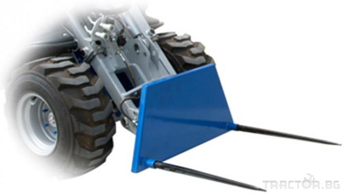 Машини за ферми Вилици за бали Multione 3 - Трактор БГ